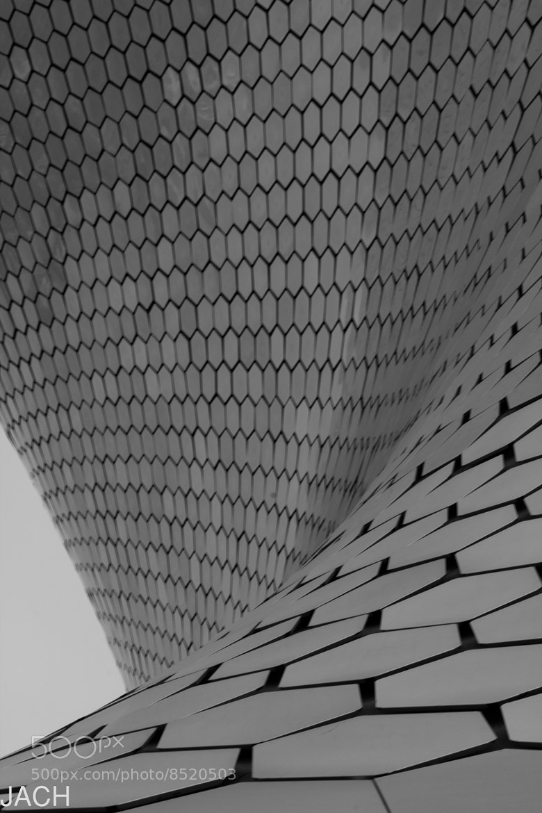 Photograph Museo Soumaya by Andrés Castrejón on 500px