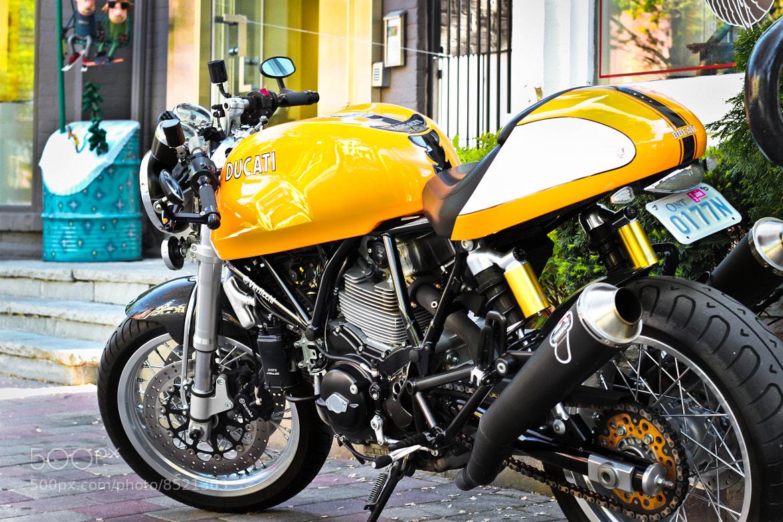 Photograph Ducati by Abha Shah on 500px