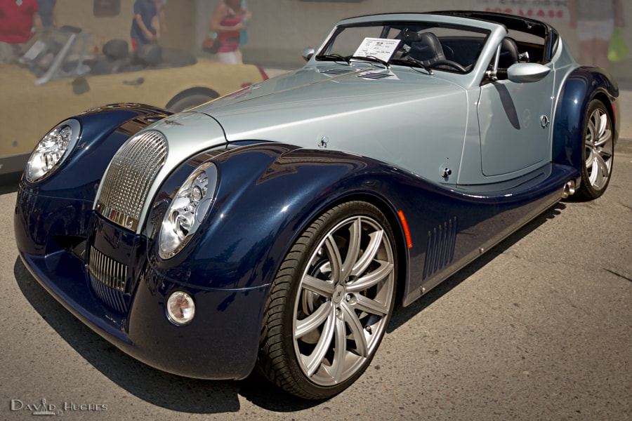 2010 Morgan Aero Super Sports 2