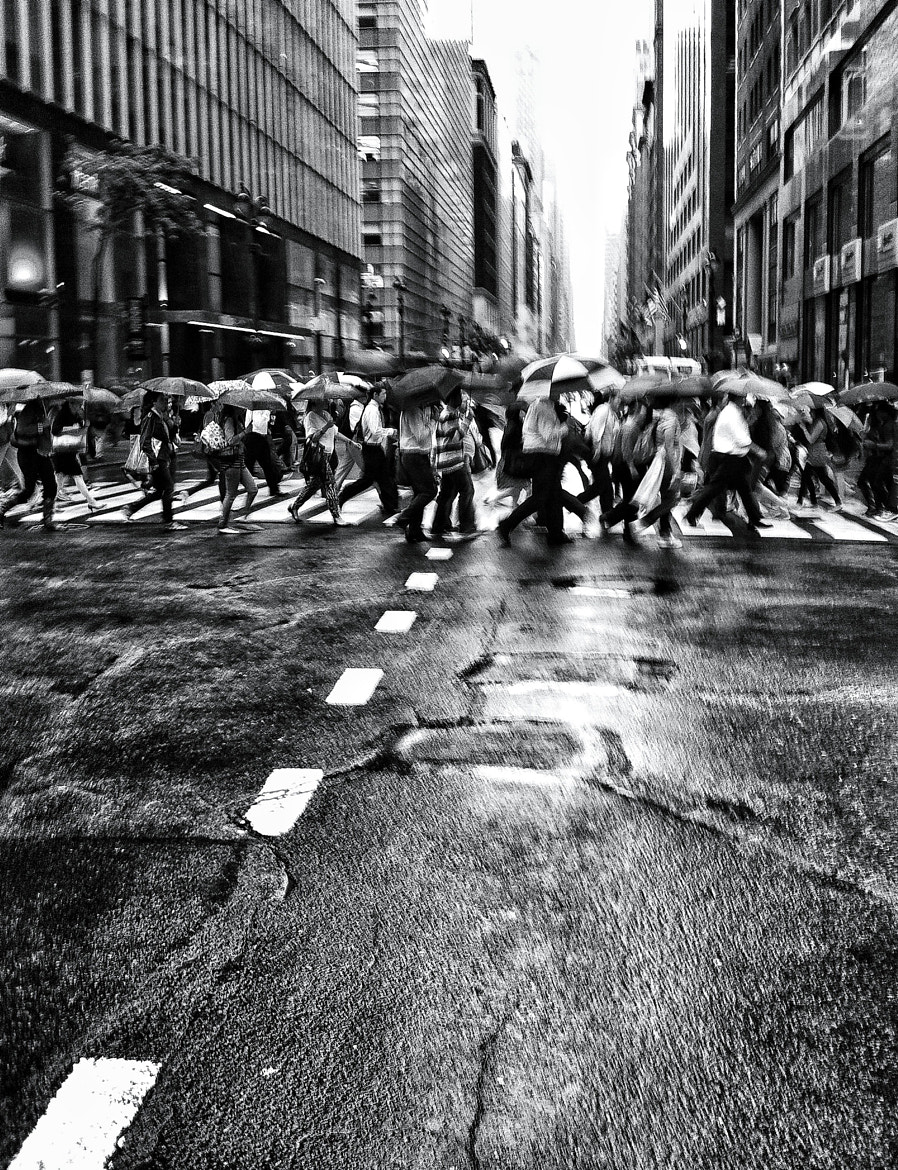 Photograph The Crossing by Jay B. Wilson on 500px