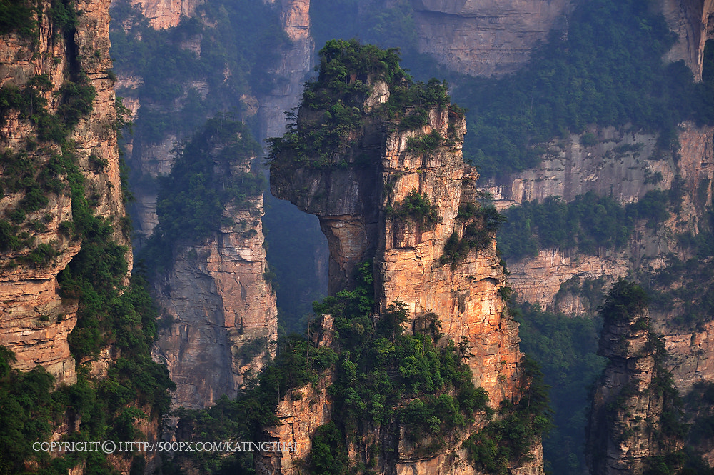 Photograph Avatar location filming #1 : Zhang Jia Jie  by Jumrus Leartcharoenyong on 500px
