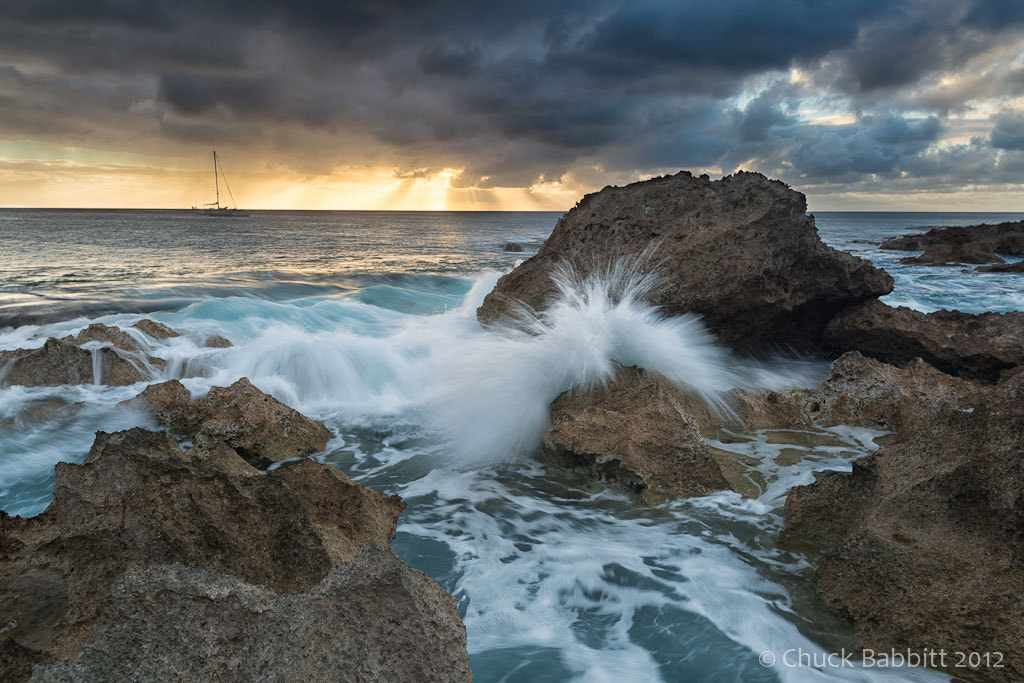 Photograph North Shore Oahu by Chuck Babbitt on 500px