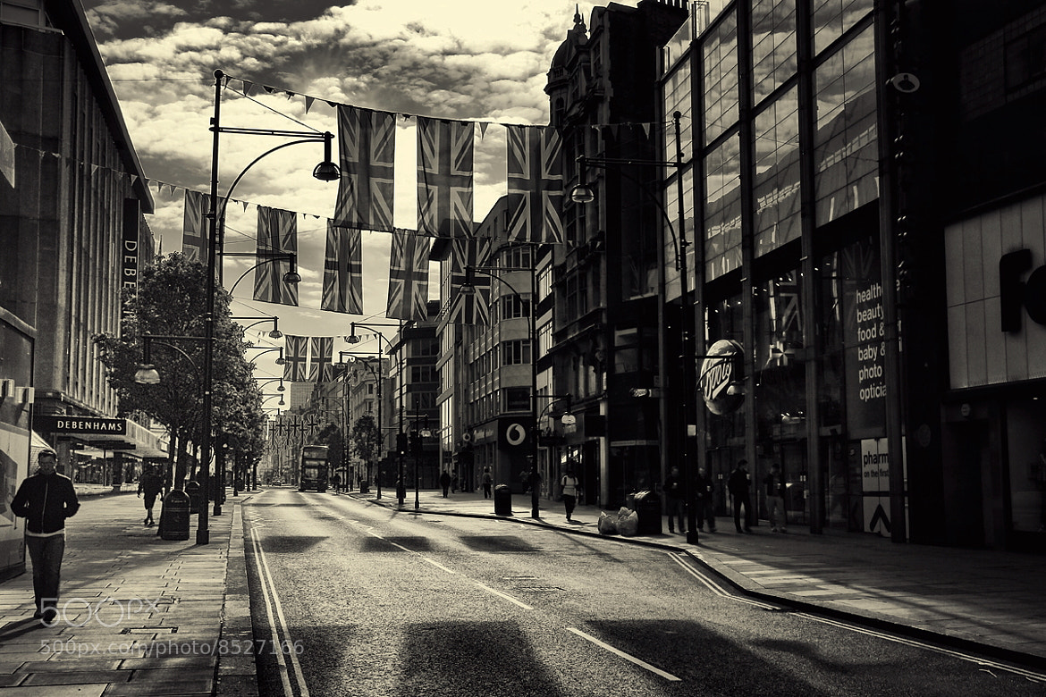 Photograph awakening of oxford street‏ by Hegel Jorge on 500px