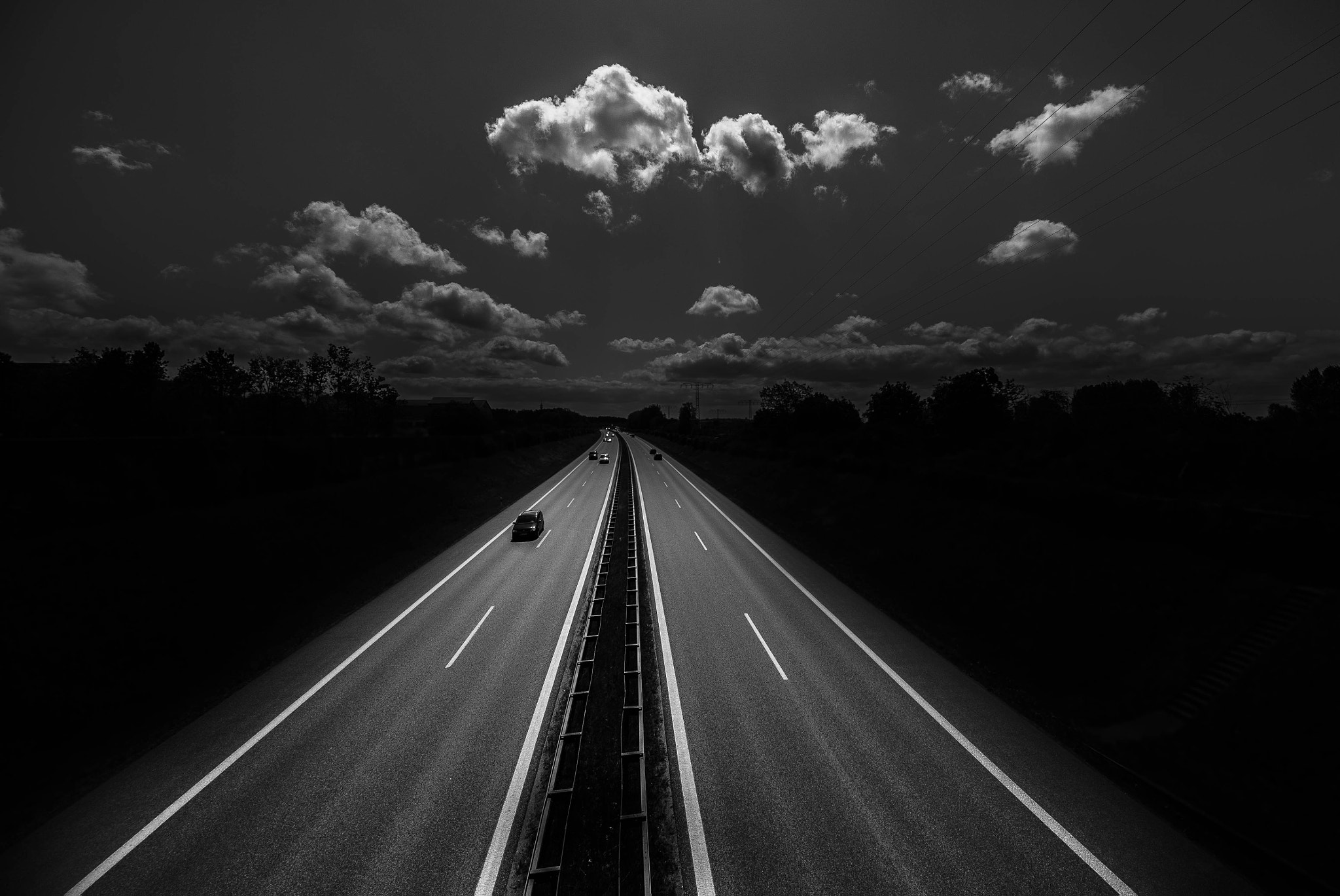 Photograph Highway by Frank Eiche on 500px