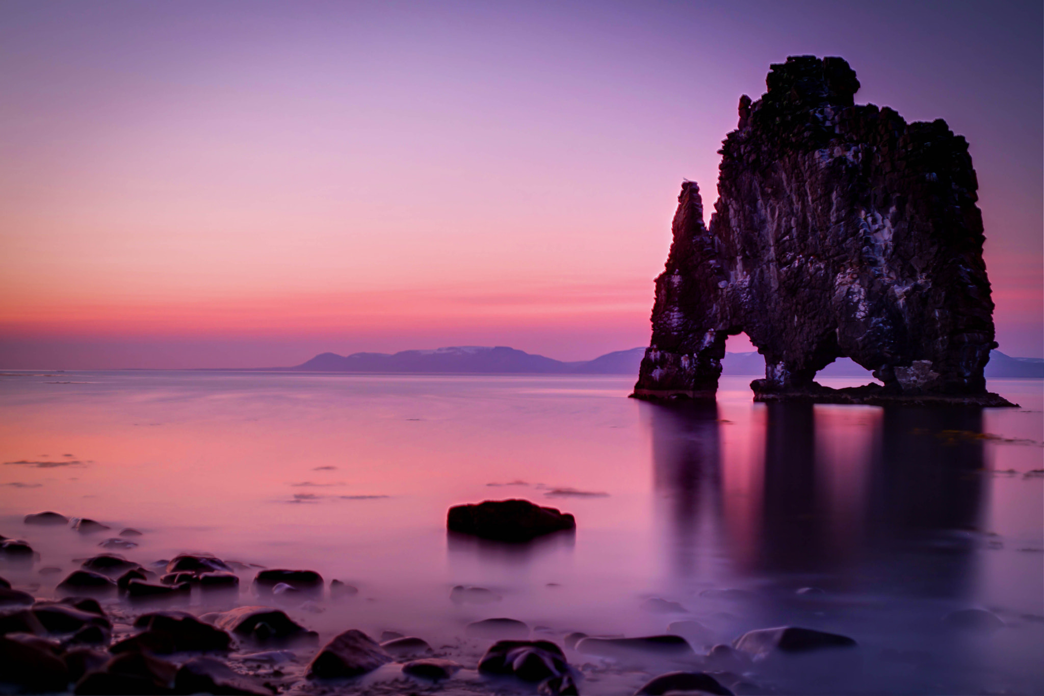 Photograph Hvitserkur Iceland by Nikhil Baradwaj on 500px
