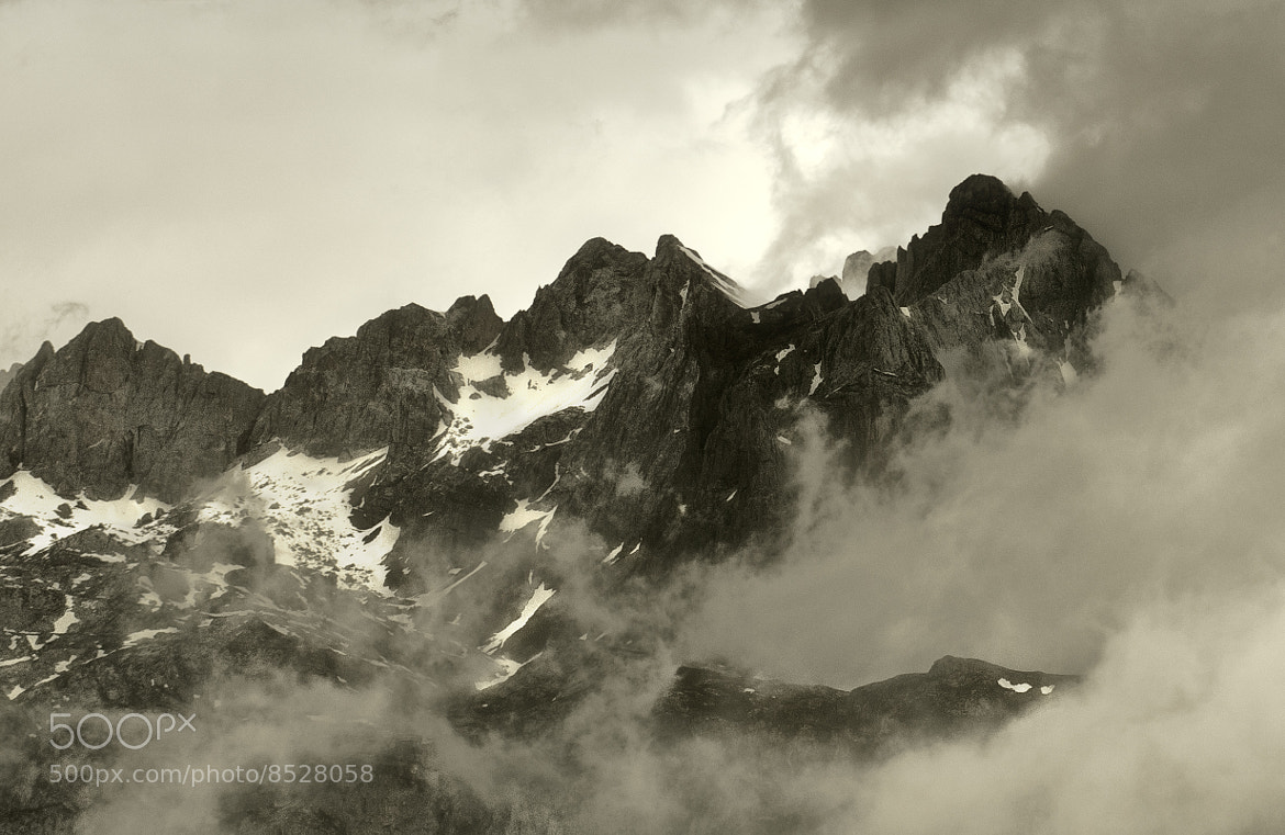 Photograph Los Picos by Saghani  on 500px