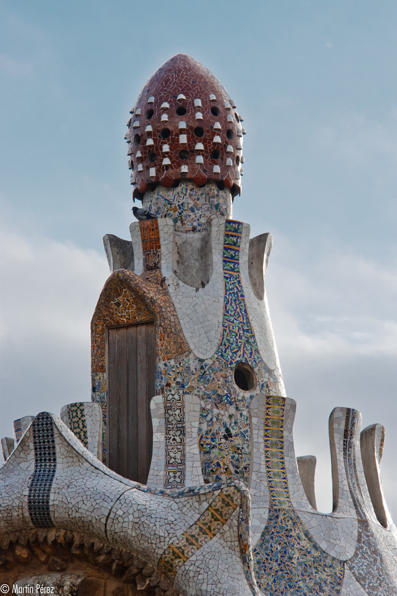 Photograph Gaudi - Parque Guell by Martín Pérez on 500px