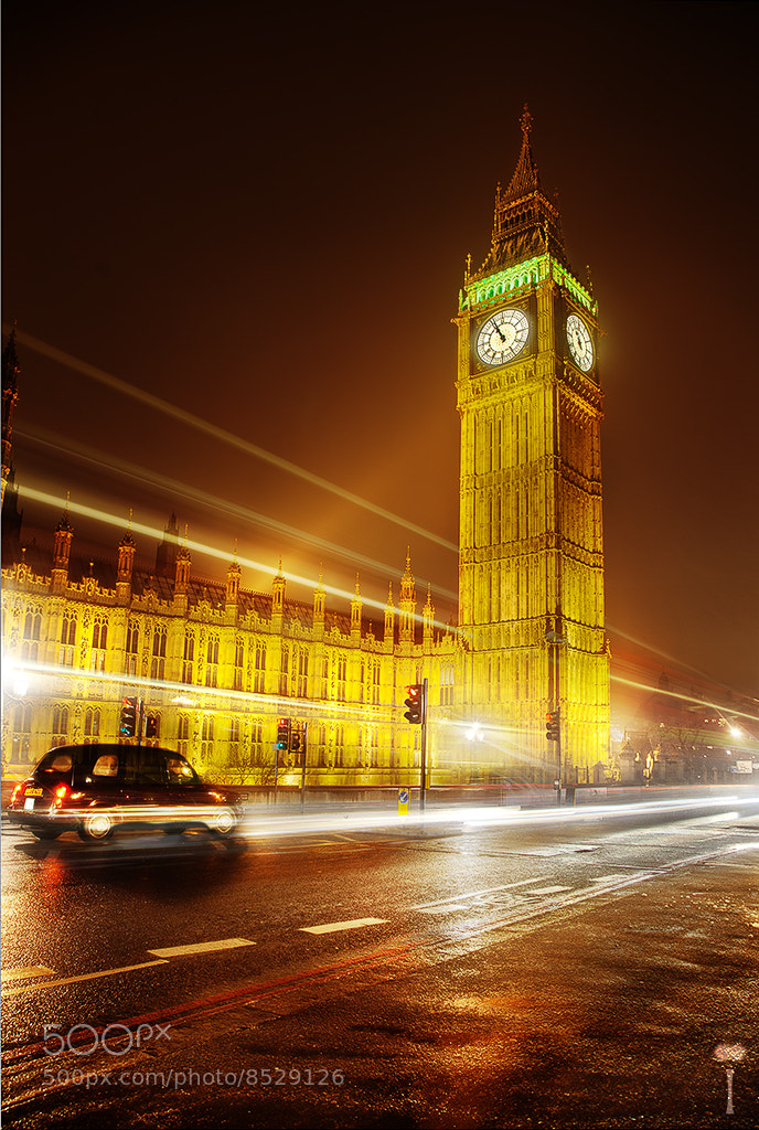 Photograph London Icons by Romain Matteï Photography on 500px