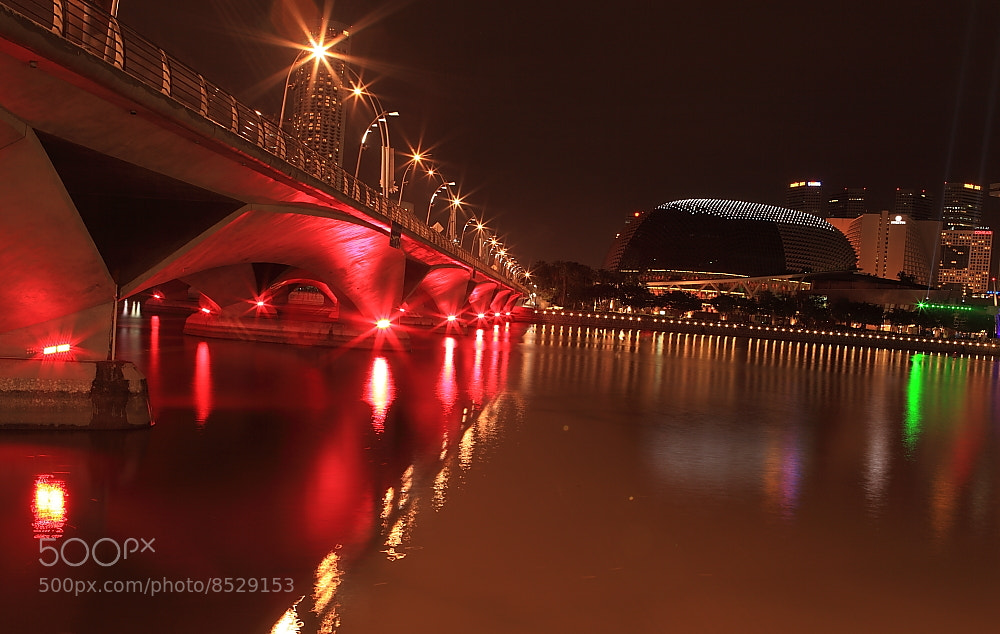 Photograph The Bridge by Sugianto Suparman on 500px