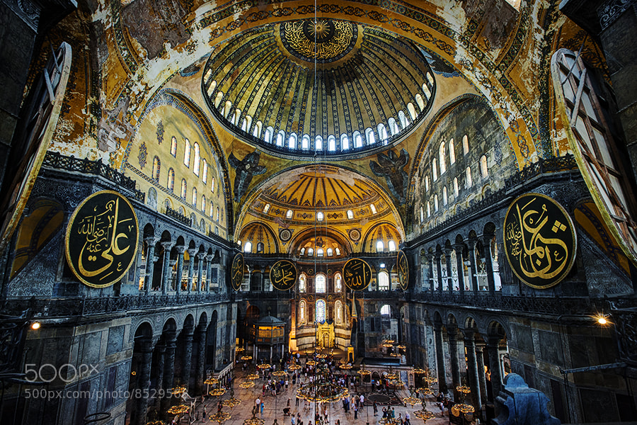 Photograph Hagia Sophia by xflo : w on 500px
