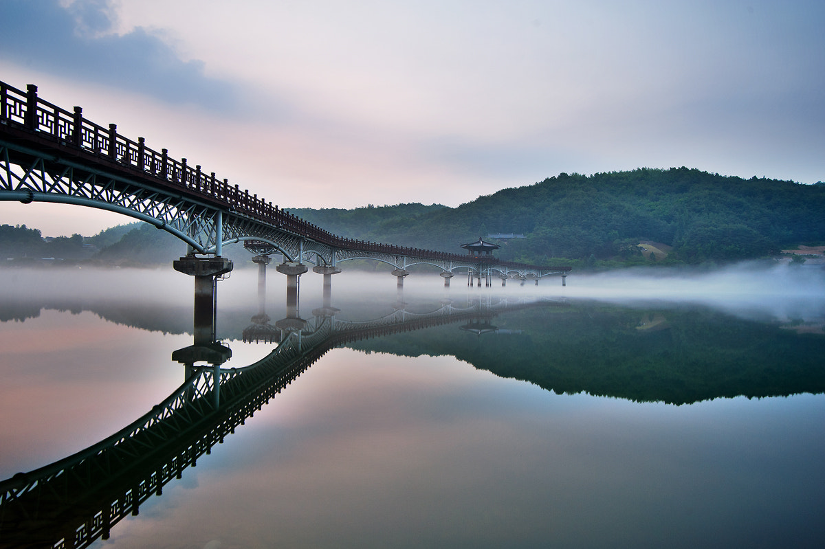 Photograph Fog in the morning. by YoungHwan Kim on 500px