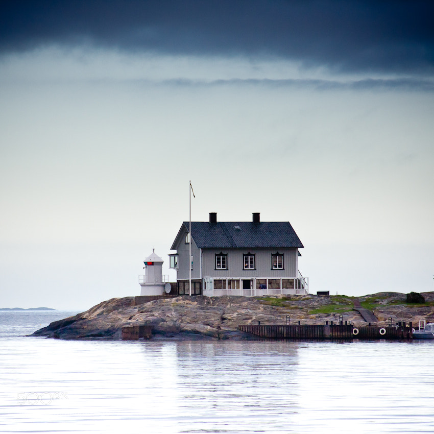 Photograph Marstrand in Sweden by Marc Princivalle on 500px