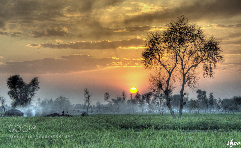 Photograph Sunset :) by M Iftikhar Gilani on 500px