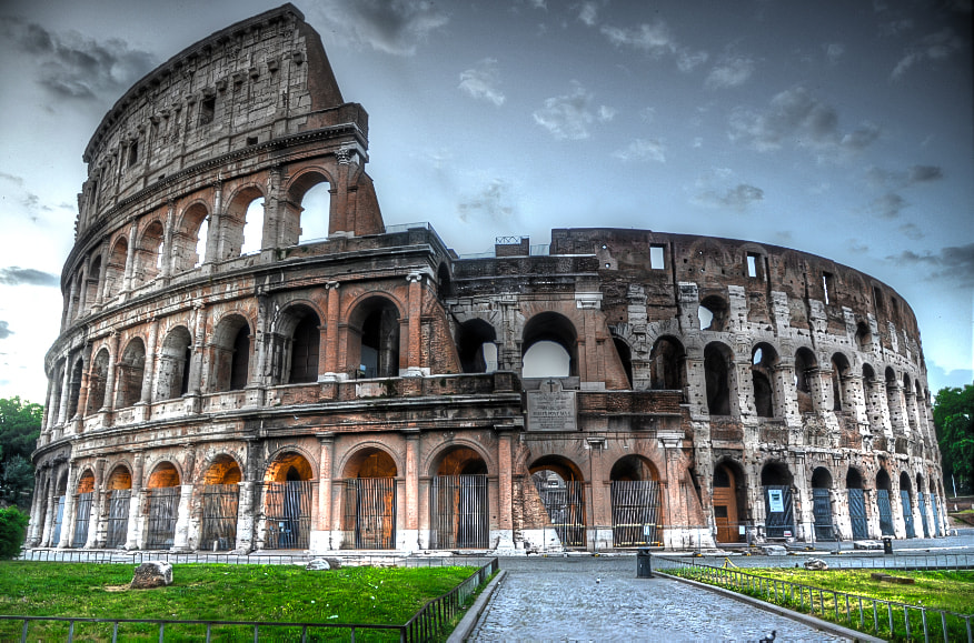 Photograph Colosseo by Leo Mosca on 500px