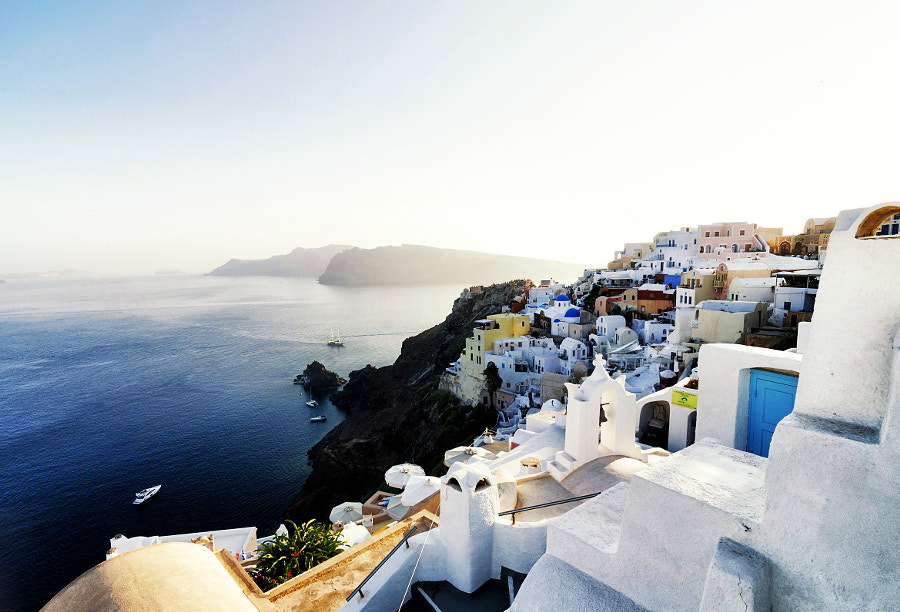 Photograph Santorini - Oia by Matthäus Rojek on 500px