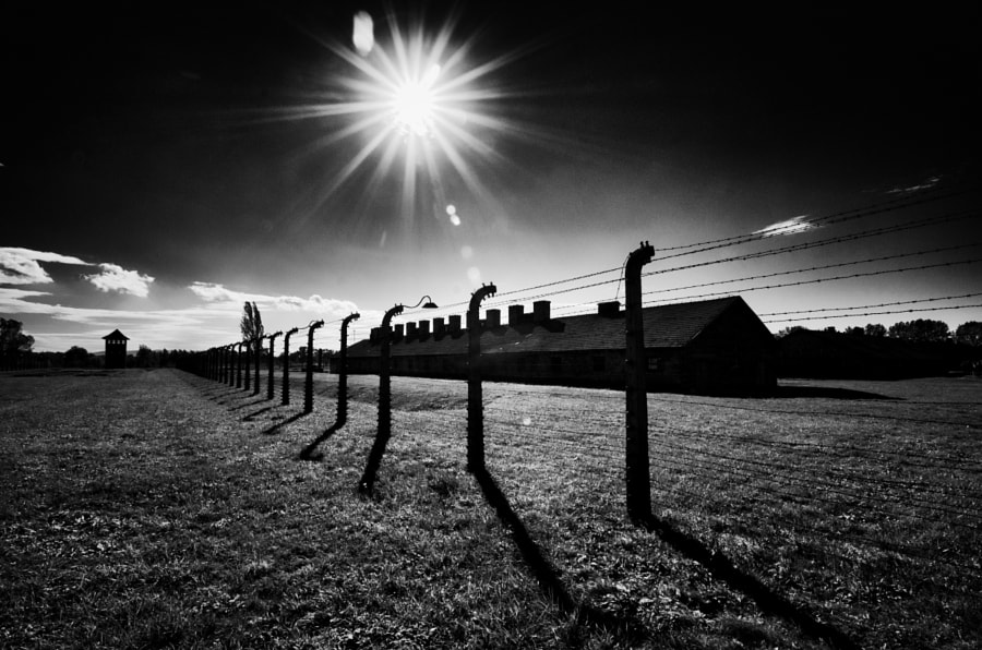 Photograph KZ Auschwitz Birkenau by Matthäus Rojek on 500px