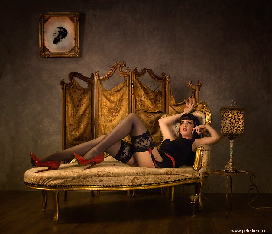 Photograph Whats on an WoMans mind by Peter Kemp on 500px