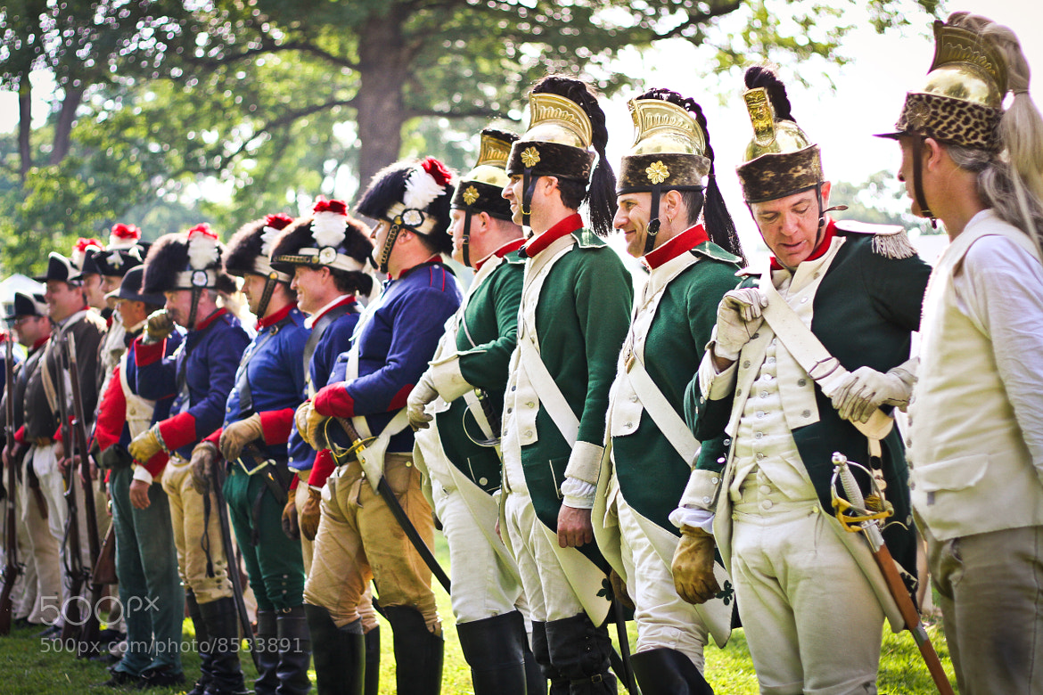 Photograph Cavalry Lineup by Kelsey Freeman on 500px
