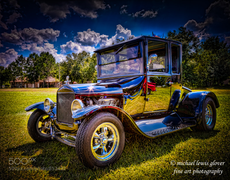 Photograph 1922 Ford Model T by Michael Glover on 500px