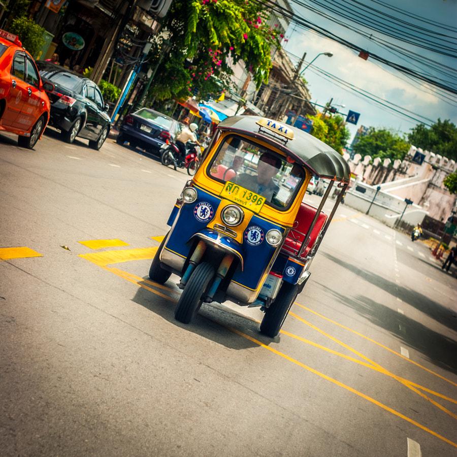 Bangkok, a Tok Tok