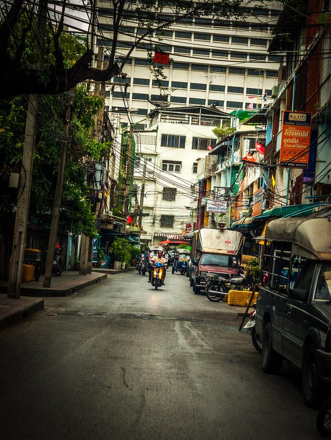 Bangkok's backstreets
