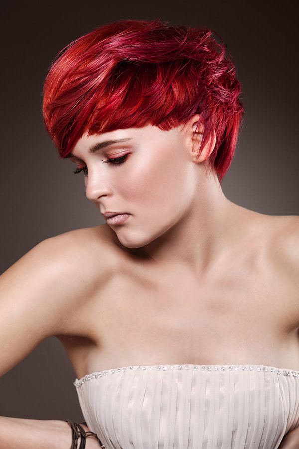 Photograph HairFashion by Christoph Ruhland on 500px