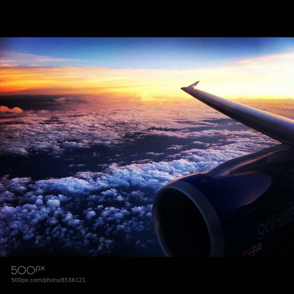 Photograph 30,000 ft by Raghuv Ajitsaria on 500px