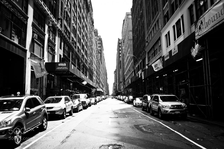 Photograph W 37th Str. by Edward Sldkhn on 500px