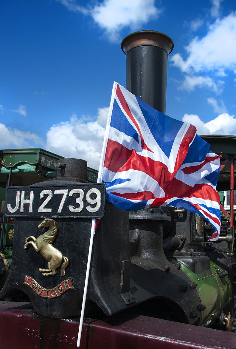 Photograph Full Steam Ahead for the Jubilee by Steve FGA on 500px