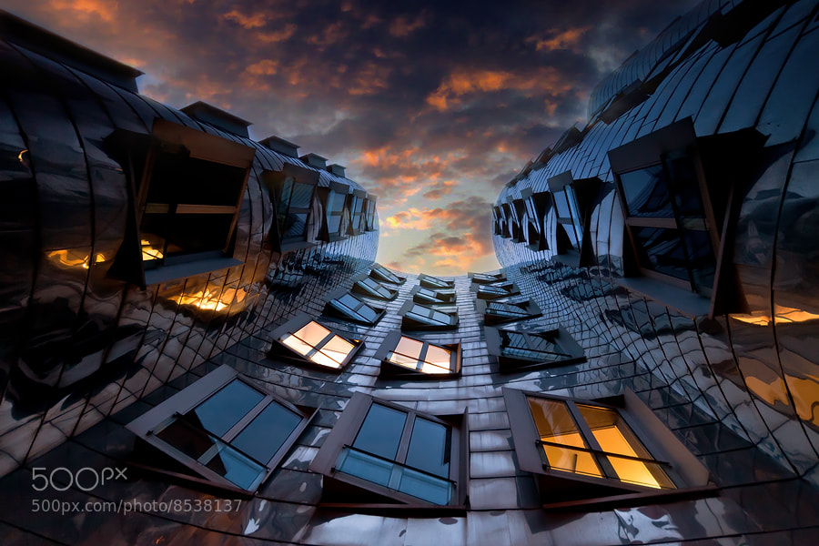 Photograph perspective by Adam Dobrovits on 500px