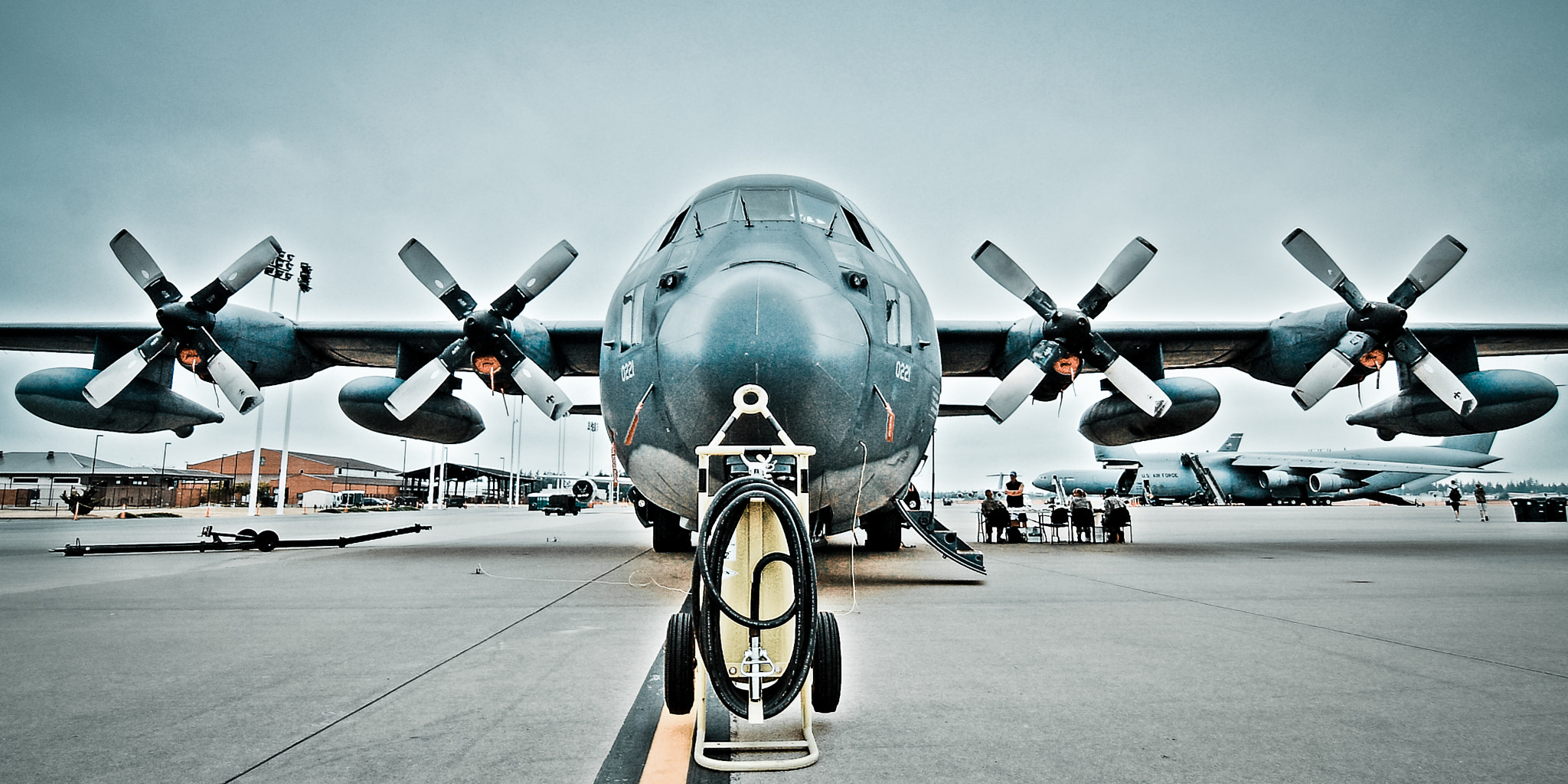 Photograph C-130 Hercules by Jason Groepper on 500px