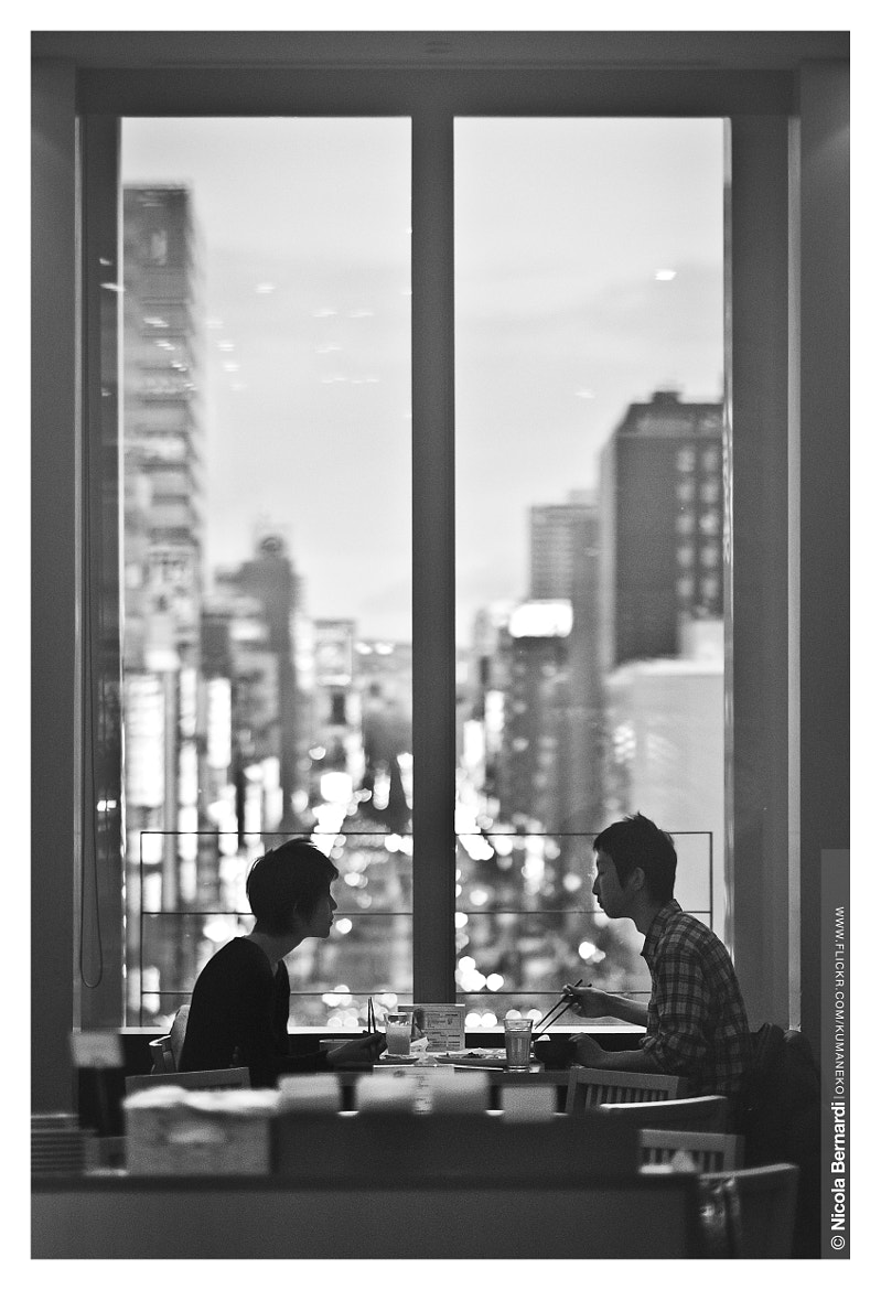 Photograph Dinner For Two by Nicola  Bernardi  on 500px
