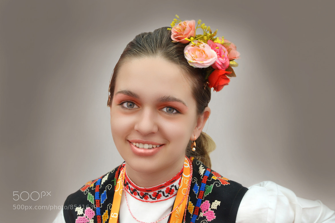 Photograph Pure Beauty (Bulgarian Girl) by Mehmet Mesart on 500px