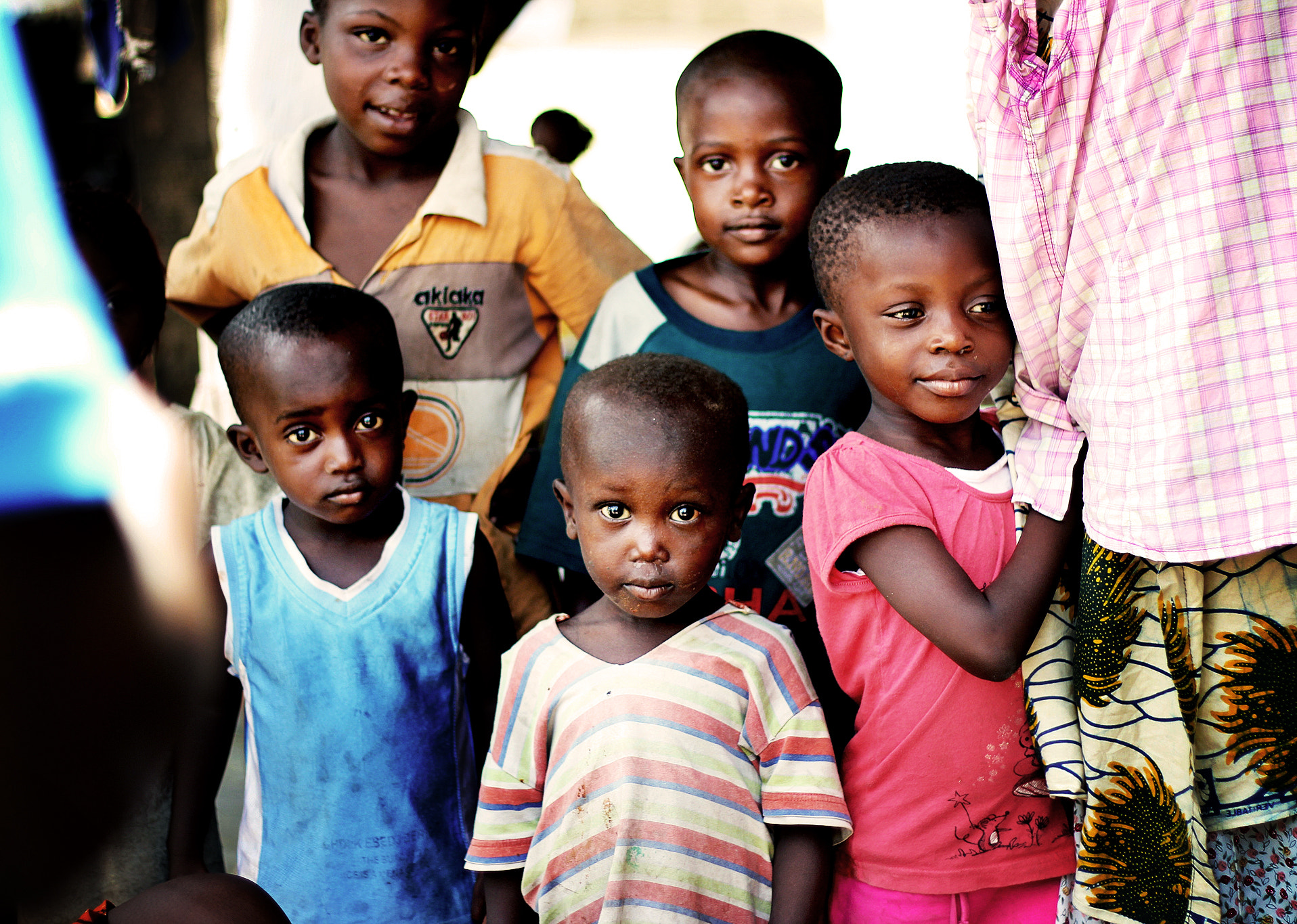 Photograph Children Of Ghana by Iselin Shaw of Tordarroch on 500px