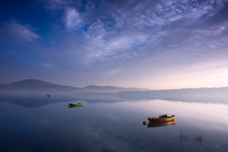 Photograph Lake by Marcin Sobas on 500px