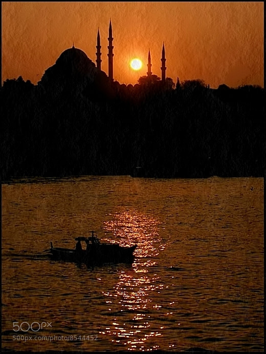 Photograph golden hours by Levent Yersal on 500px
