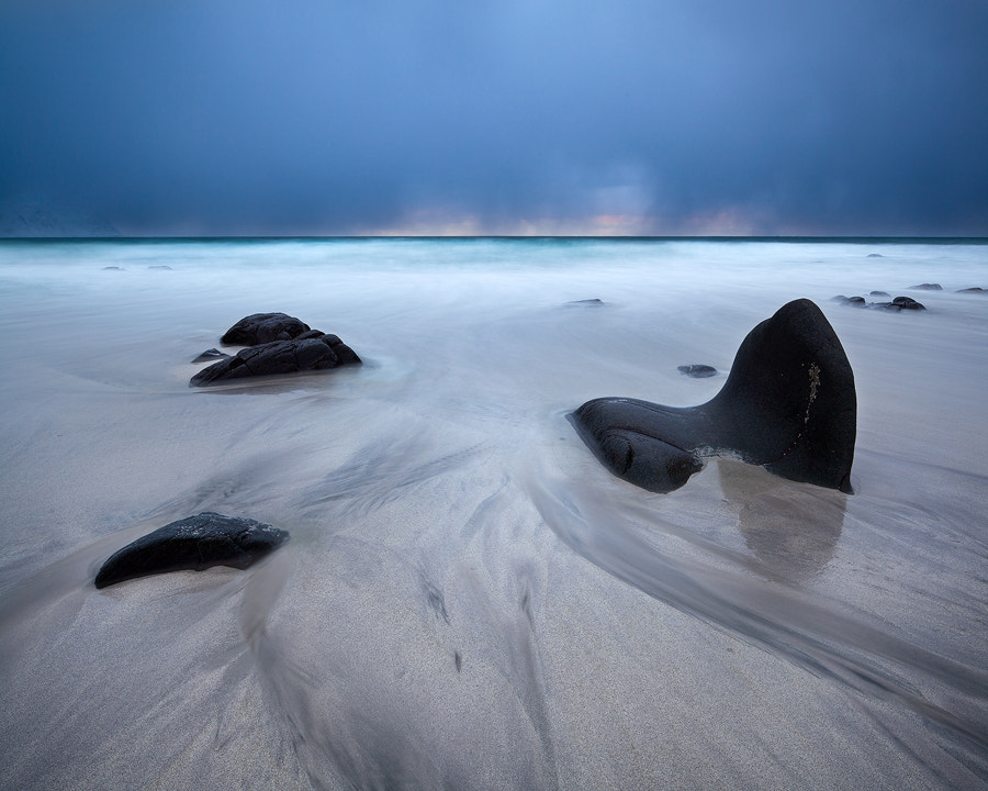 Photograph Arctic Beach by Magnus Lindbom on 500px