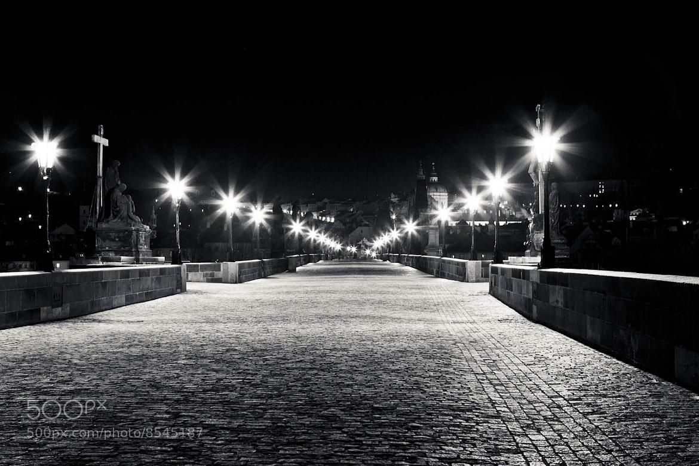 Photograph Charles bridge in Prague by Jørn Henning Vikjord on 500px