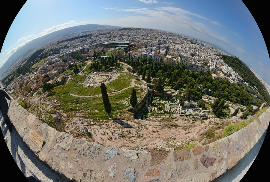 Photograph Athens by Frank Dürr on 500px
