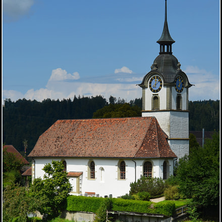 Kirche Trachselwald