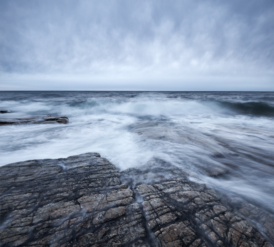 Photograph Pale Sea #2 by Magnus Lindbom on 500px