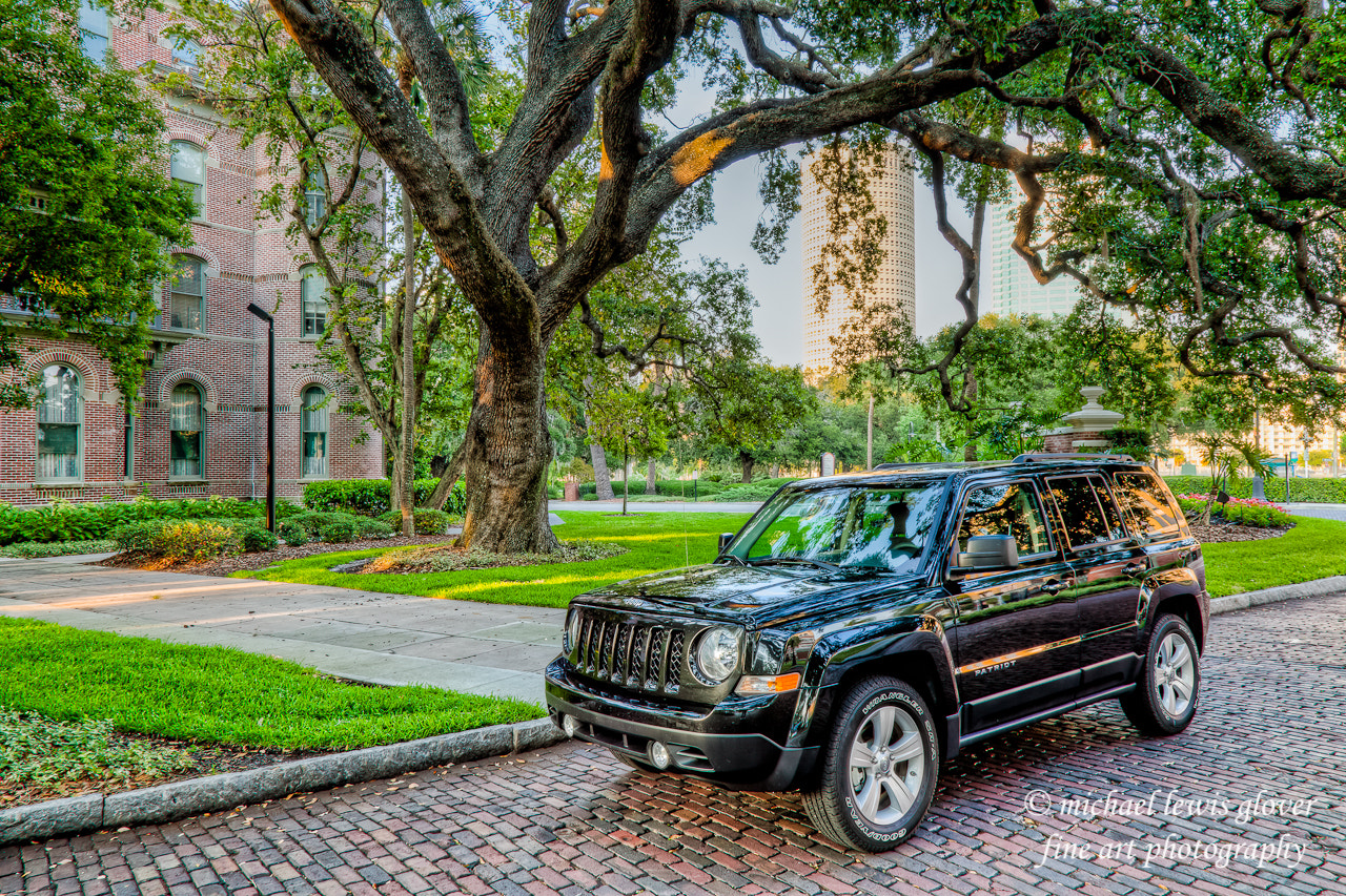 Photograph 2011 Jeep Patriot by Michael Glover on 500px