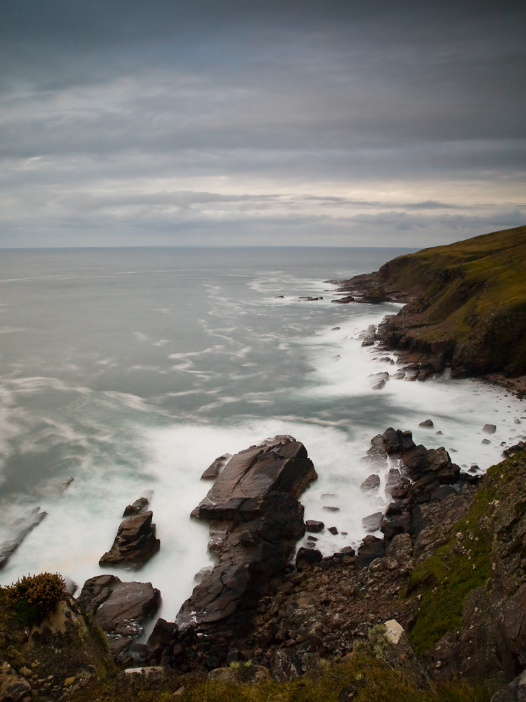 Photograph Cliffs at Stoer by Keith Muir on 500px