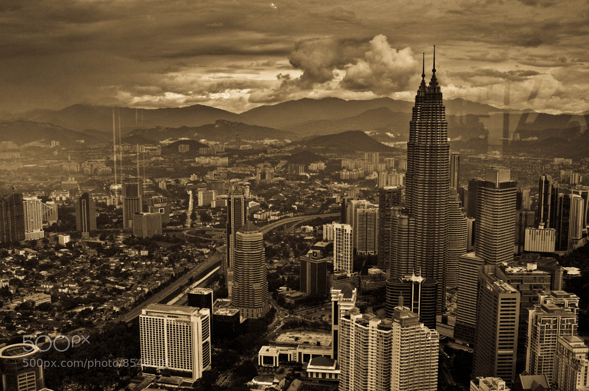 Photograph What humans can do...Petronas Towers by Bogdan Stefan on 500px