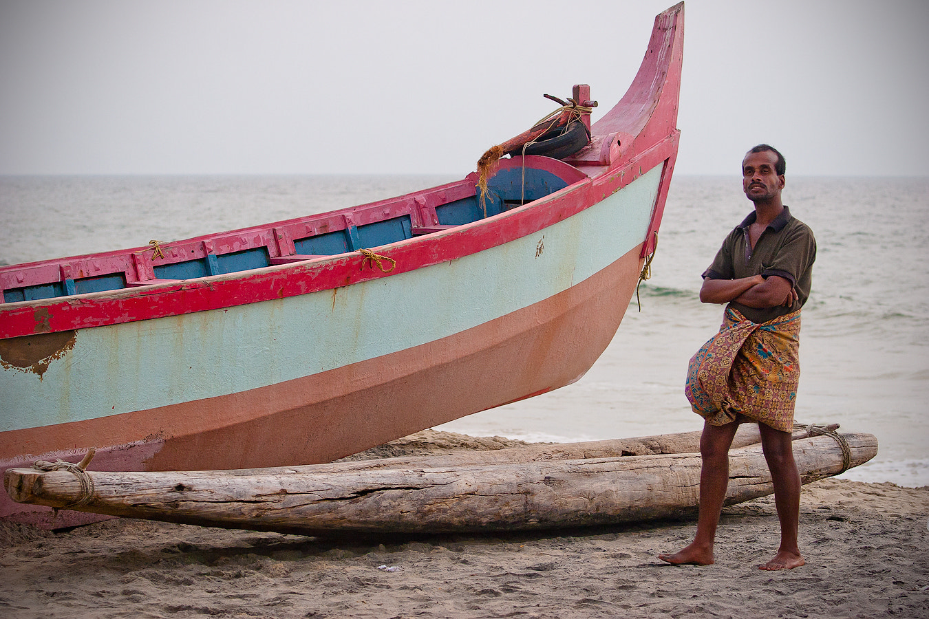 Photograph Resting fisherman by Andrey Volkov on 500px