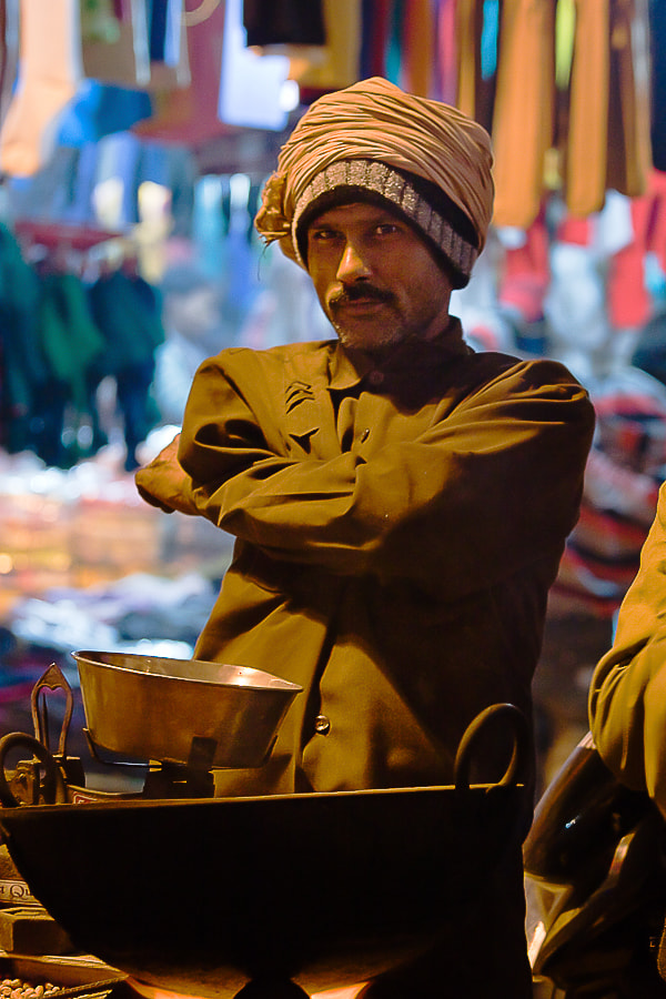 Photograph Street vendor by Andrey Volkov on 500px