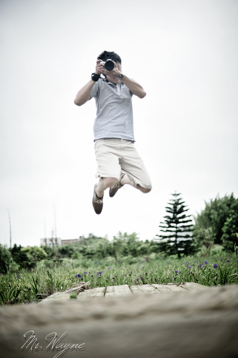 Photograph Jump shot by 皓威 劉 on 500px
