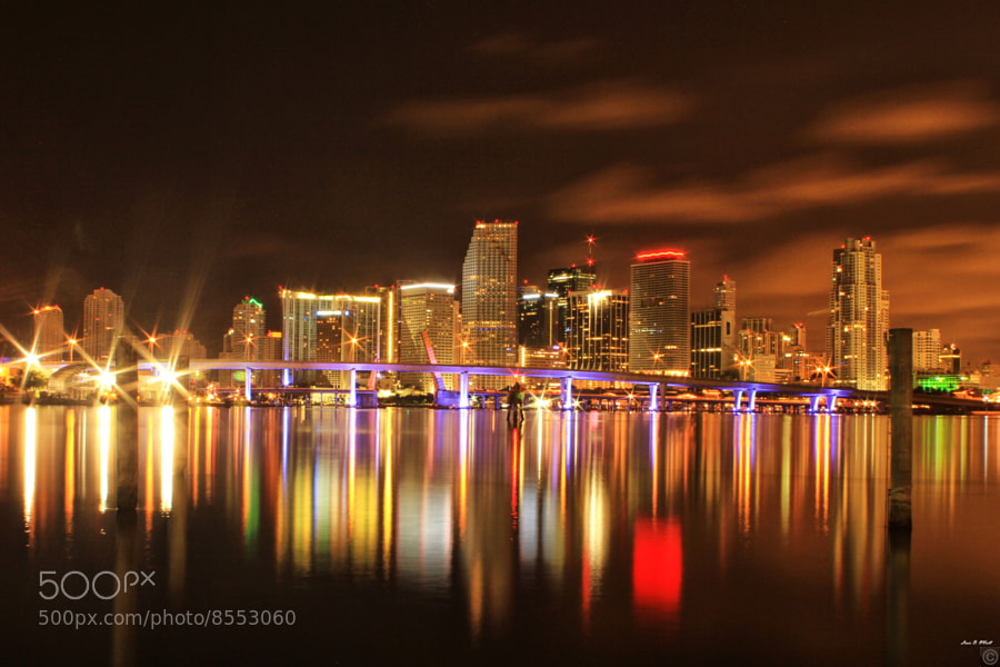 Photograph Miami  by LOUIS B.  O'NEILL on 500px
