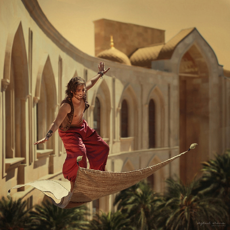 Aladdin by Irina Dzhul on 500px.com