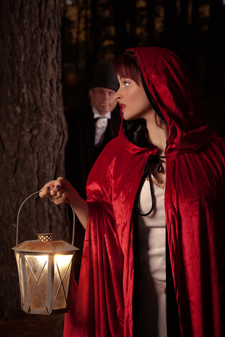 Photograph Red Riding Hood by Jandrie Lombard on 500px